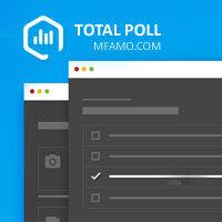 افزونه نظرسنجی حرفه ای وردپرس Total Poll