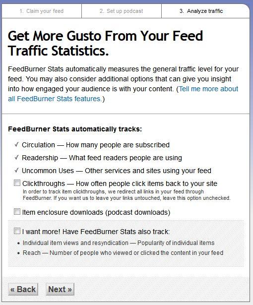 feedburner6 آموزش کامل فیدبرنر و ساخت خبرنامه رایگان با FeedBurner