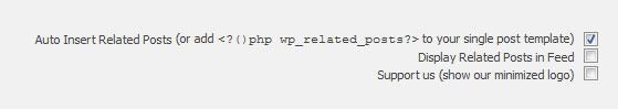 Related-Posts-setting افزونه نمایش مطالب مشابه وردپرس Related Posts