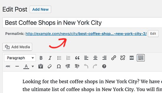 categoryurls آموزش اضافه کردن لینک دسته ها به آدرس URL در وردپرس