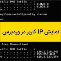 آموزش نشان دادن IP کاربران در وردپرس