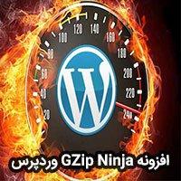 افزونه GZip Ninja برای افزایش سرعت سایت های وردپرسی