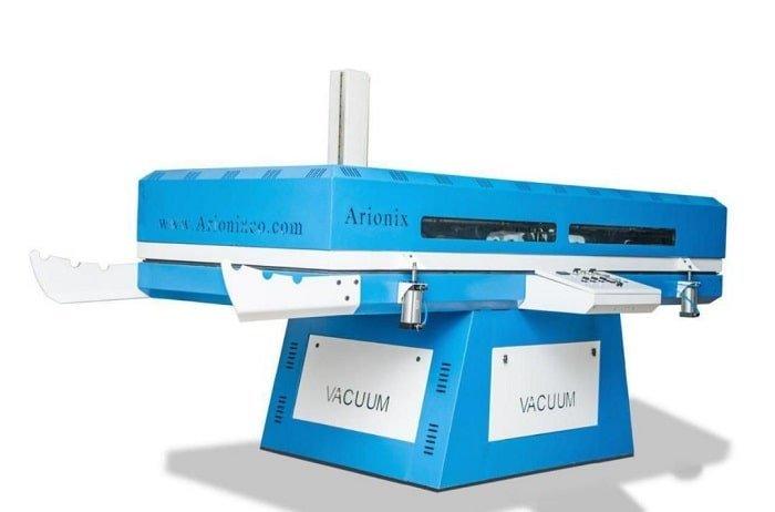 آریونیکس - دستگاه پرس وکیوم