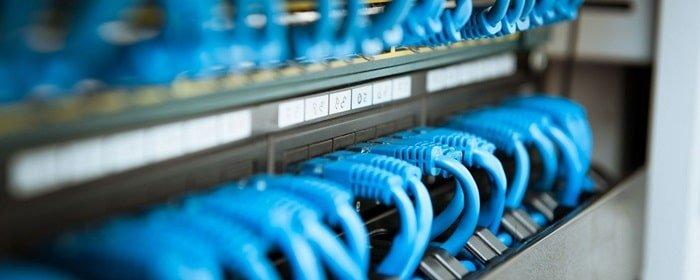 تامین و تجهیز شبکه داخلی