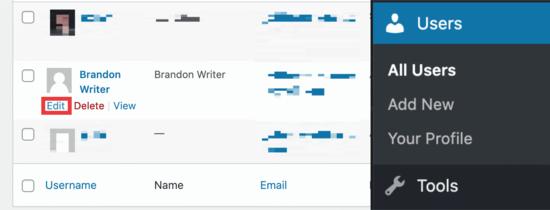 محدود کردن نویسندگان به دسته بندی خاص در وردپرس