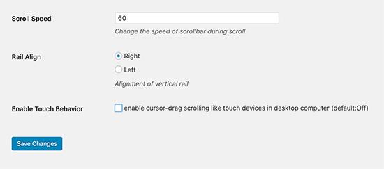 scrollbar-custom-color-wordpress-2 آموزش تغییر نوار اسکرول سایت در وردپرس
