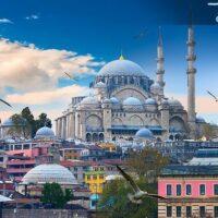 پروازهای چارتری به استانبول