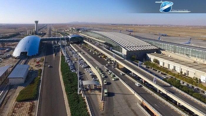 میزان بار مجاز در پرواز چارتری استانبول