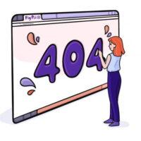 رفع مشکل خطای 404 بعد از تغییر پیوند یکتا