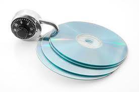 قفل سی دی