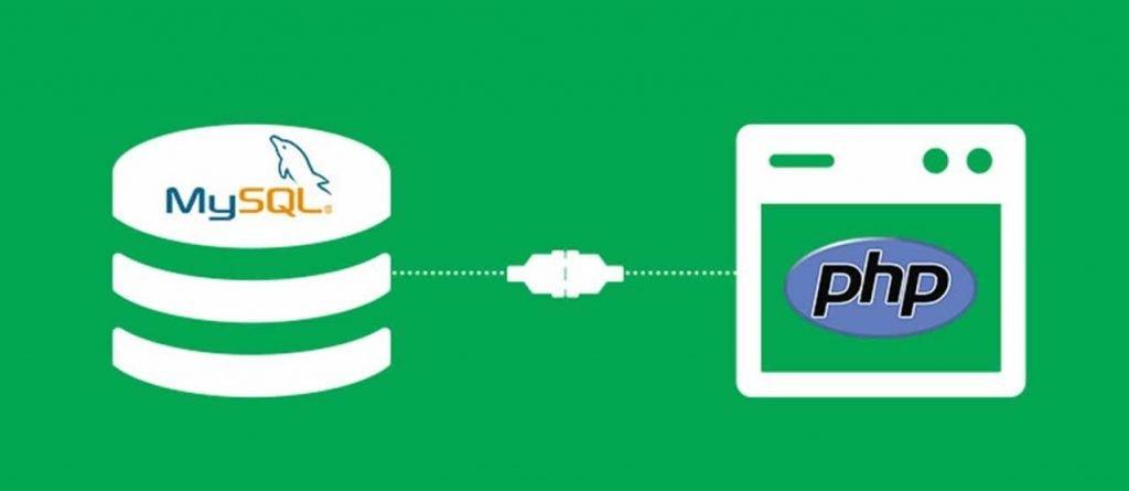 connect دیتابیس به پی اچ پی - پایگاه داده