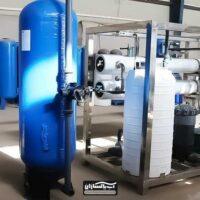 آب پاکسازان شرکت آب شیرین کن دریایی | تصفیه آب کانتینری
