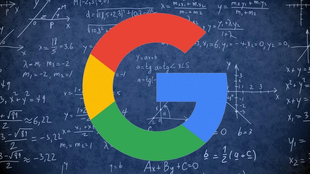 وبیت - الگورتیم های گوگل