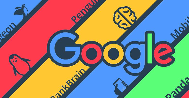گوگل الگوریتم وبیت
