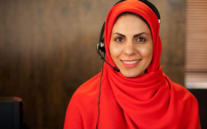 چطور یک اپراتور حرفه ای برای مرکز تماس کسب و کار خود داشته باشید