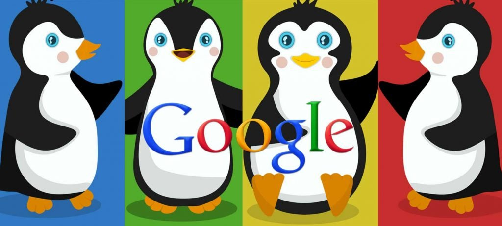 آموزش الگوریتم پنگوئن به صورت کامل